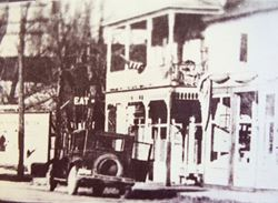 Montrose Mutual Store front 1920s